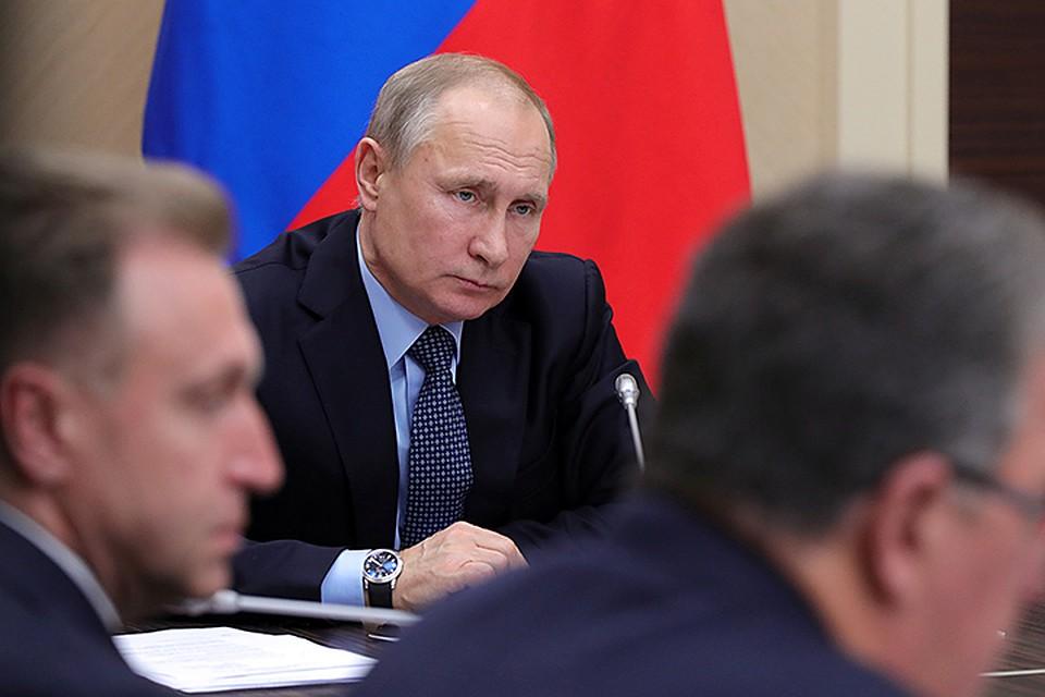 Руководитель Минтранса оповестил Путину орекордах авиаперевозчиков в предыдущем году
