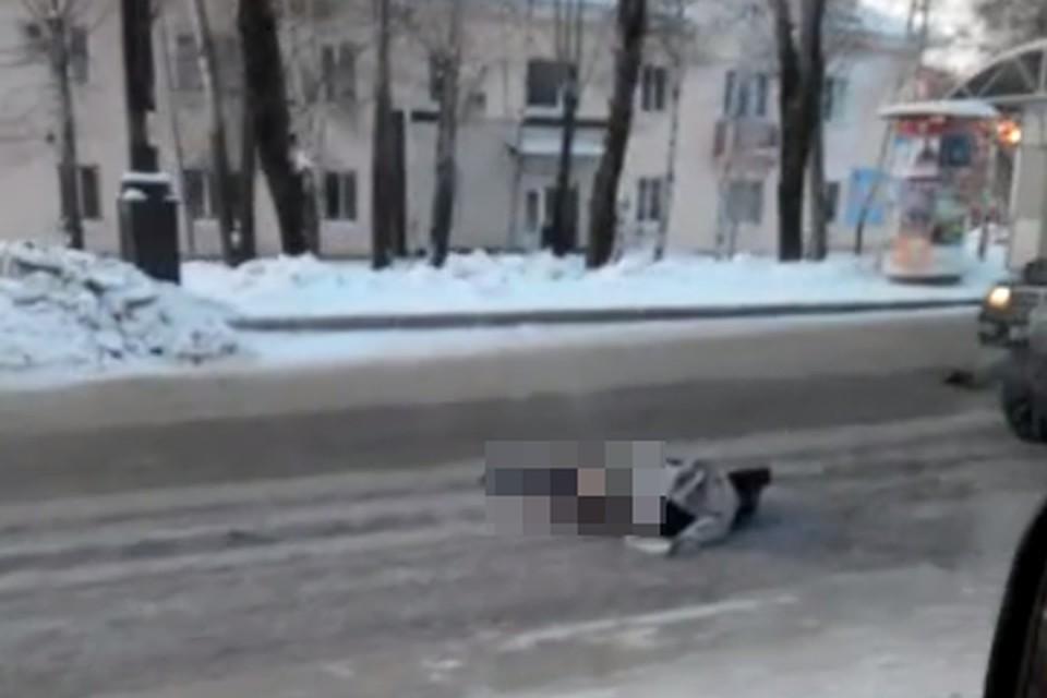 ВХабаровске был насмерть сбит отец Анара Аллахверанова