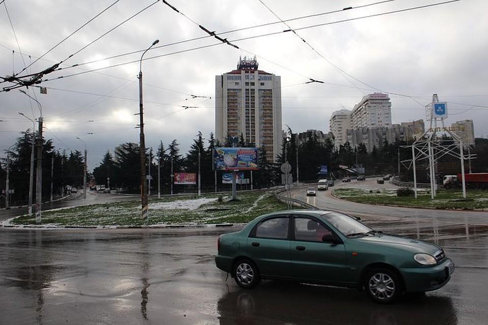 Туристы едут в Крым и зимой
