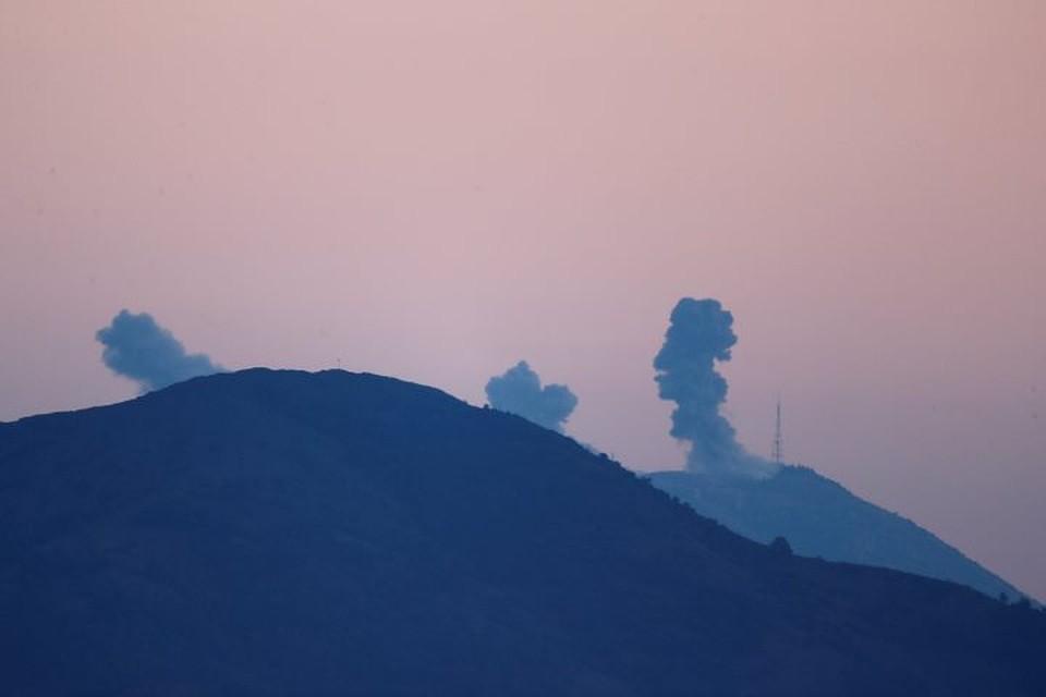 Турецкие самолеты, бомбившие сирийский Африн, вернулись набазы