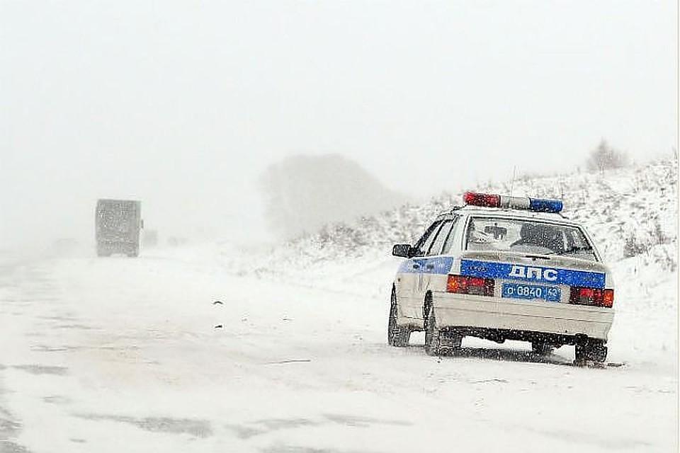 Из-за крупного ДТП вЗаполярье погибли 4 человека