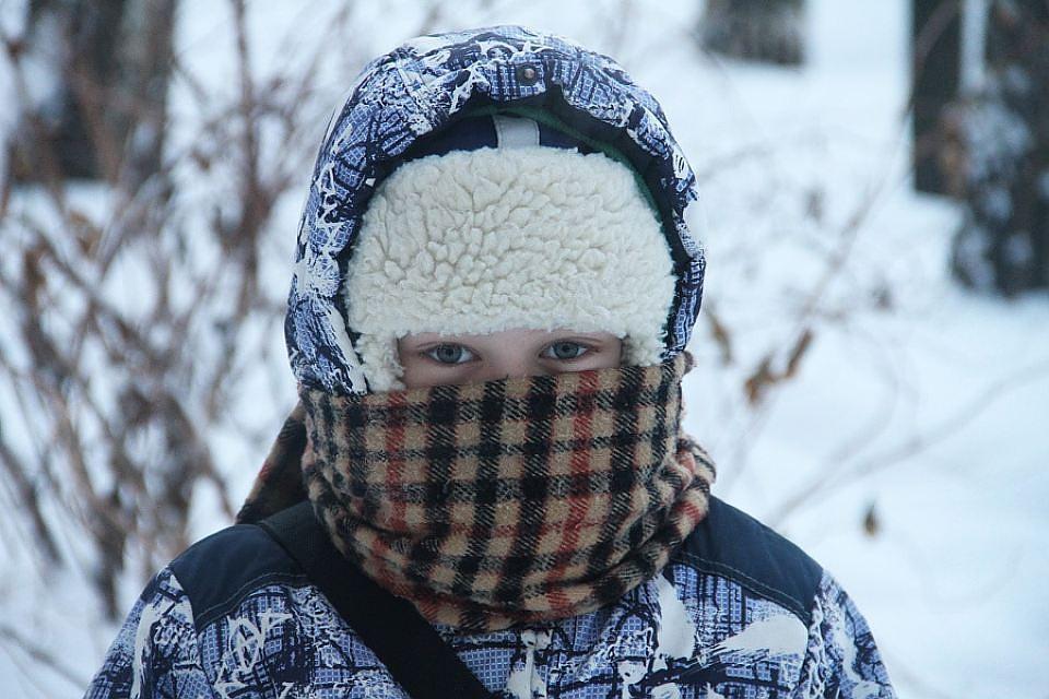Вчелябинских школах отменили занятия из-за сильных морозов