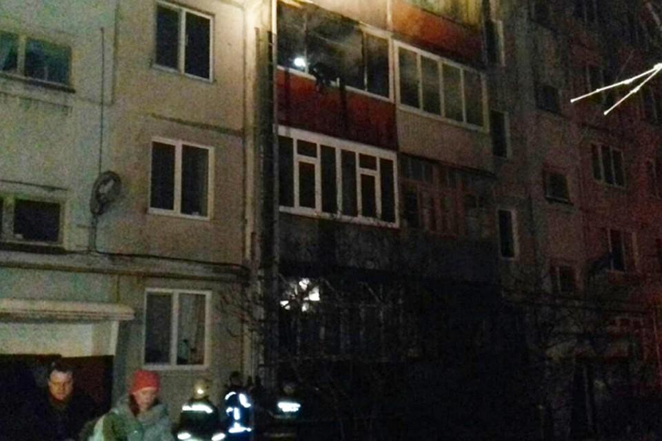 Изгорящей пятиэтажки вмикрорайоне «Автозаводец» вБрянске спасли 13 человек