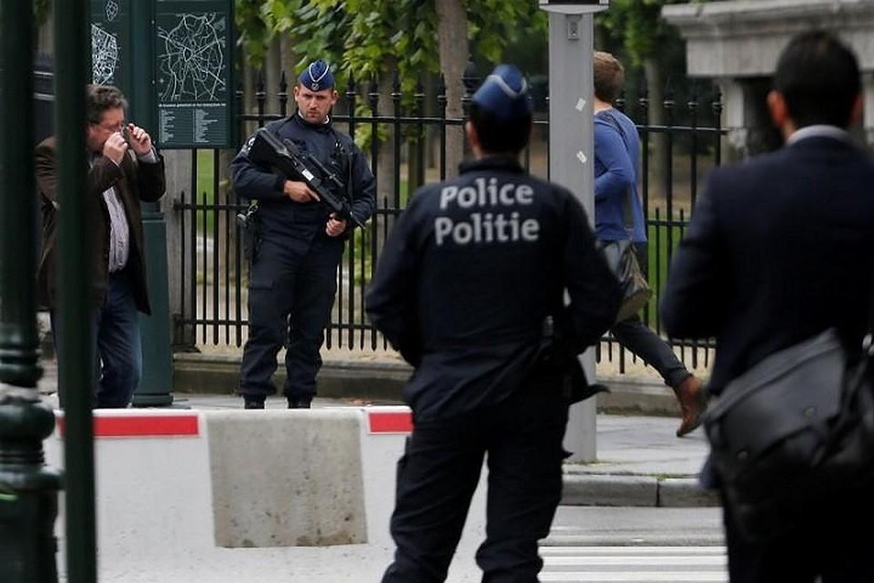 Бельгия снизила уровень террористической угрозы