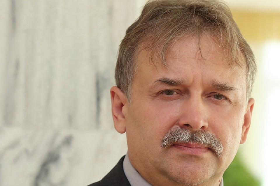 Руководитель томскогоСУ СКР Владимир Литвиненко покинул пост