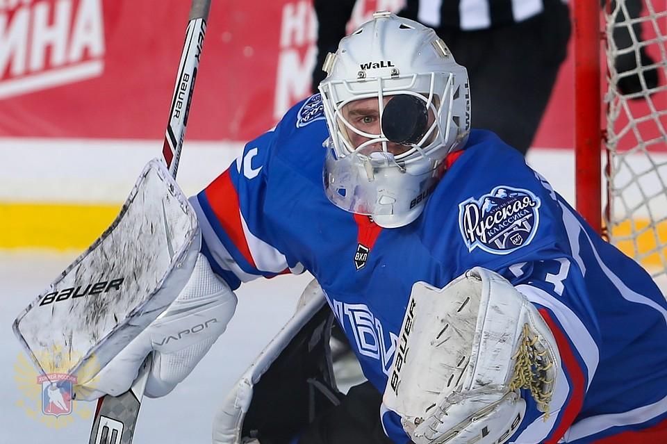 Хоккеисты «Рубина» обыграли «Зауралье» в«Русской классике»