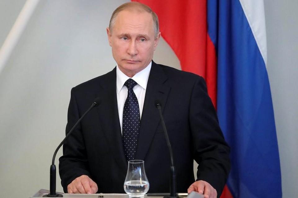 Путин увидел возможность для падения цен набензин