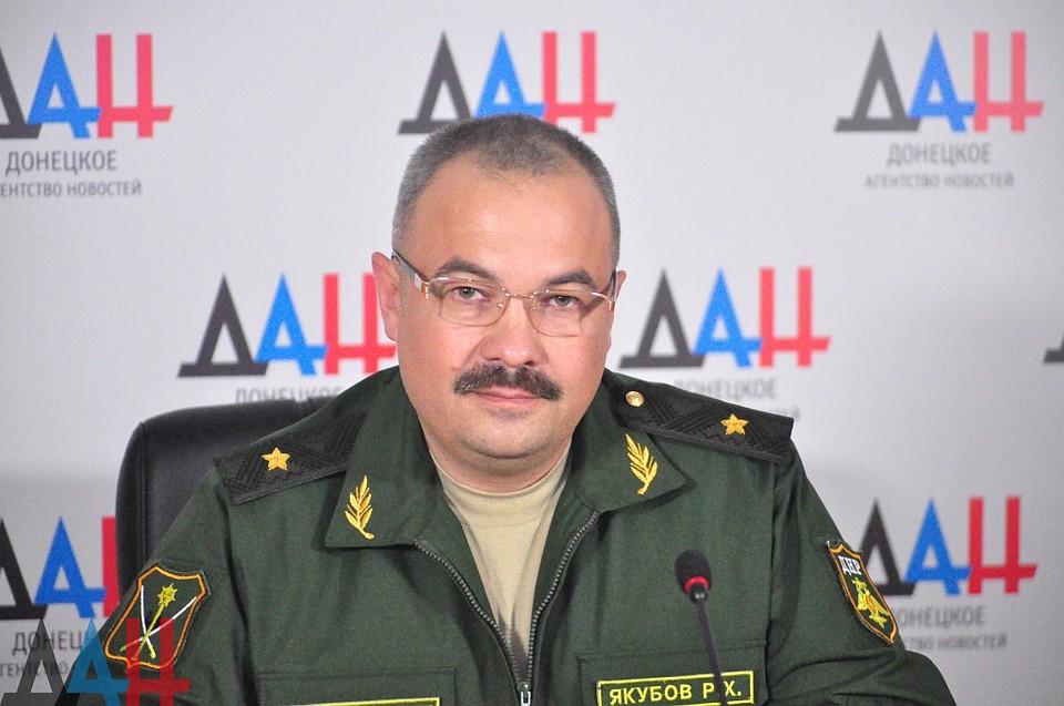 ДНР: ВСУ засутки нарушили режим предотвращения  огня 17 раз
