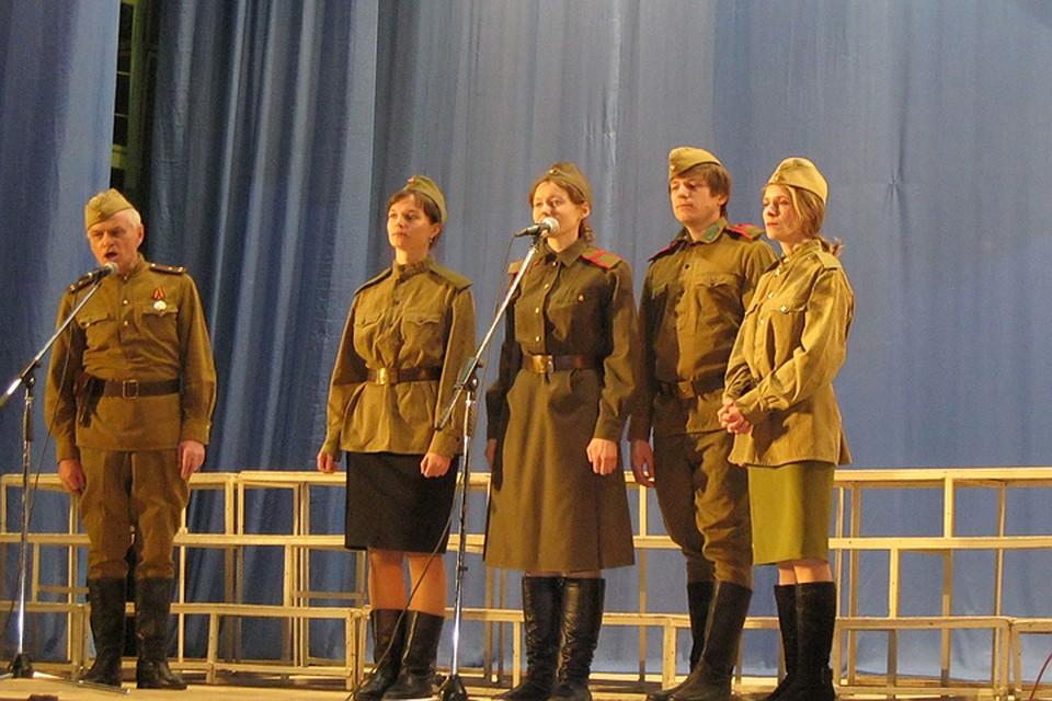ВБрянской области прошел концерт «Незабывай тегрозные года…»