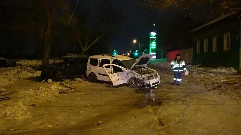 Пятеро пострадали в трагедии отечественных авто вУфе