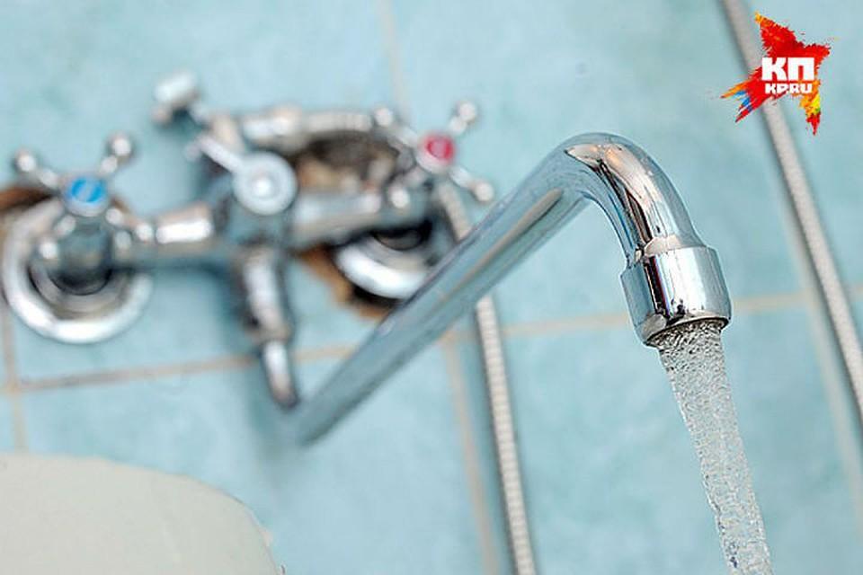Неменее 259 тыс. человек вОмске остались без холодной воды из-за дорожной аварии