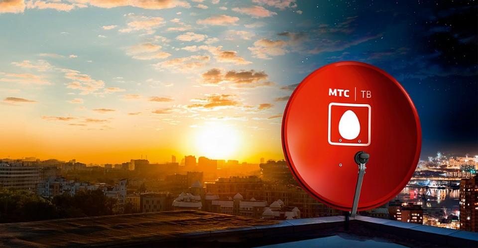 ФАС Российской Федерации признала незаконной рекламу оборудования спутникового телевидения МТС
