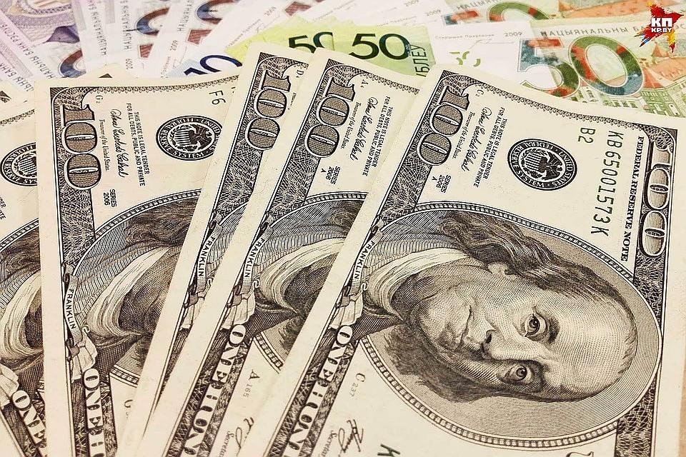Доллар наторгах в Республики Беларусь 20февраля снова подорожал