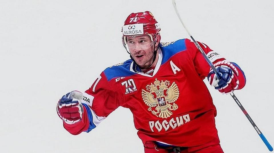 Русские хоккеисты впервый раз за20 лет вышли вфинал Олимпиады