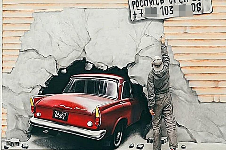 Автомобиль из«Бриллиантовой руки» вСочи «пробил» стену дома