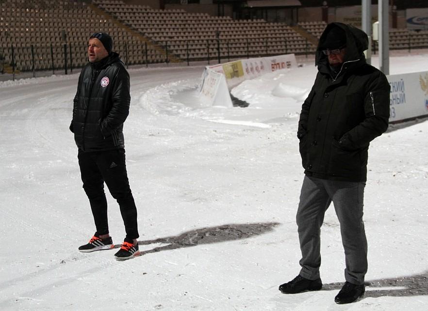 Гаджиев проинформировал  орешении покинуть пост основного  тренера «Амкара»
