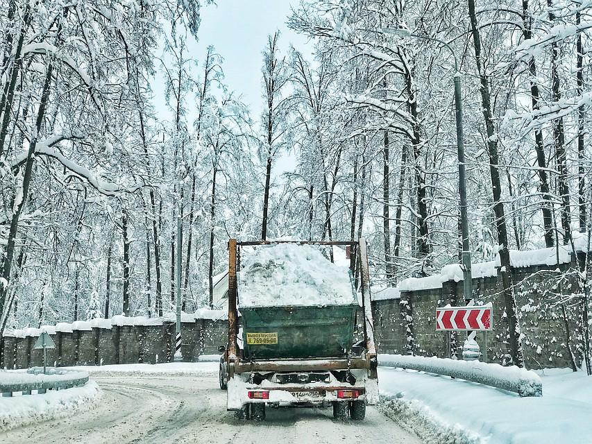 Движение поВоенно-Грузинской дороге ограничено для фургонов