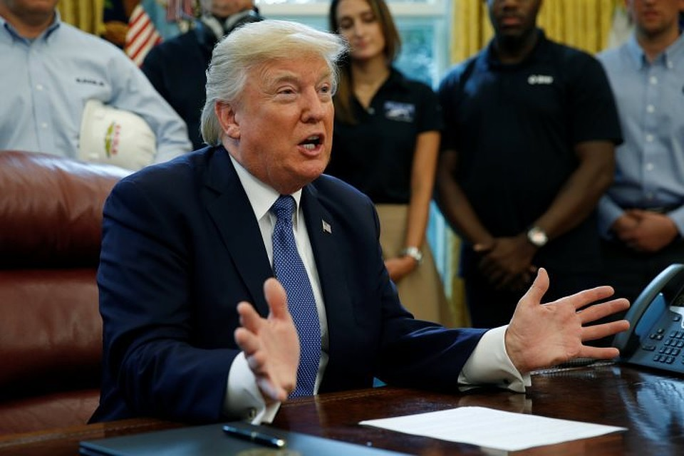 NBC: Трамп увеличил ввозные пошлины вприступе злости вопреки советам министра финансов