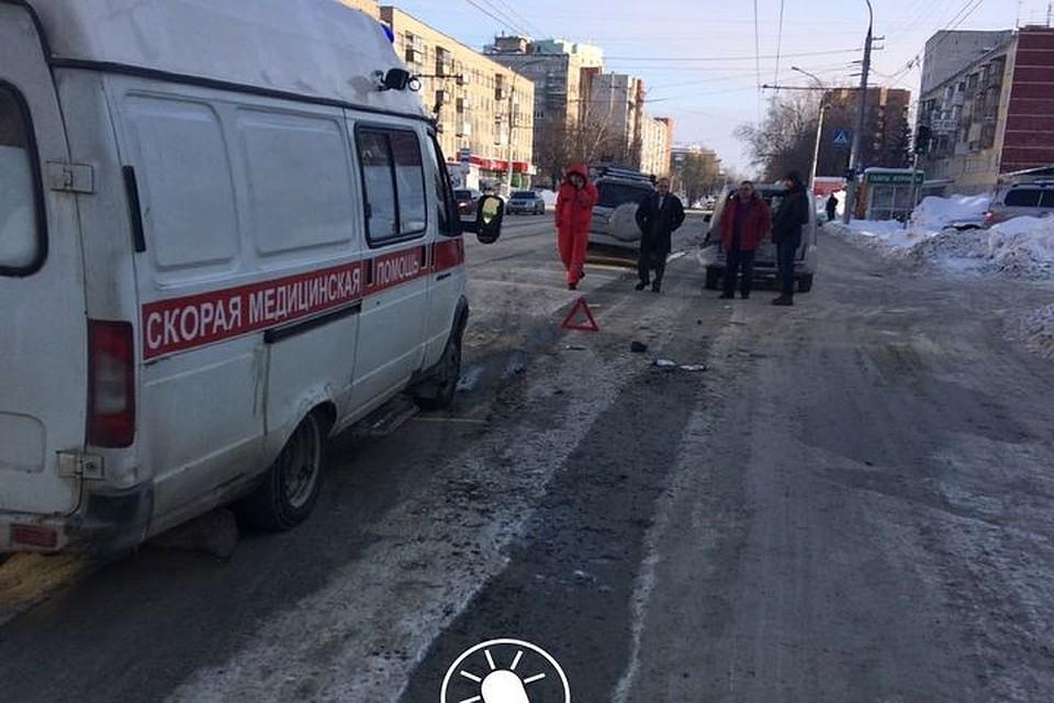 ВОмской области шесть человек пострадали вДТП повине нетрезвого водителя