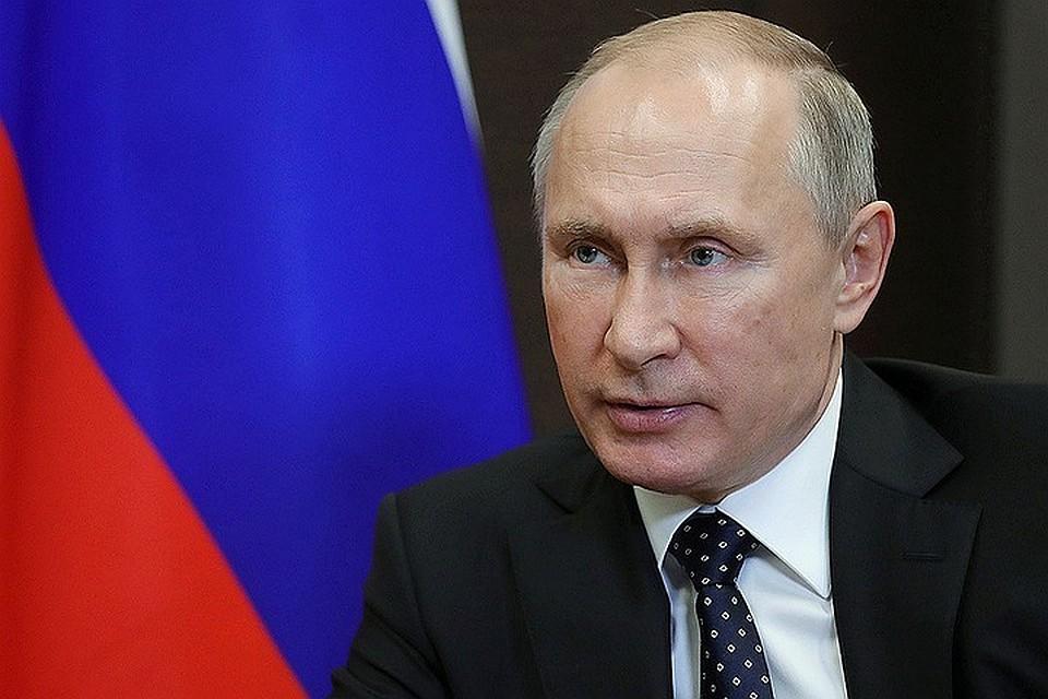 Катастрофа сподлодкой «Курск» стала проявлением плачевного состоянияВС тех лет— Путин