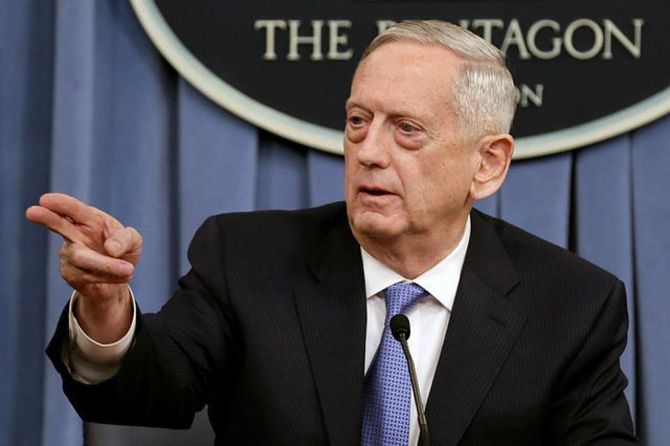 РФ  увлечена гонкой вооружений ссамой собой— Шеф Пентагона