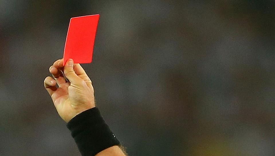 Судья Вилков проинформировал, что ему стыдно заудаление вматче «Амкар»— «Арсенал»