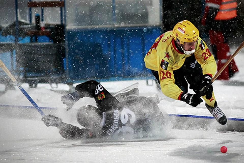 «Байкал-Энергия» проиграла 3-й матч полуфинала «СКА-Нефтянику» сосчётом 3:4