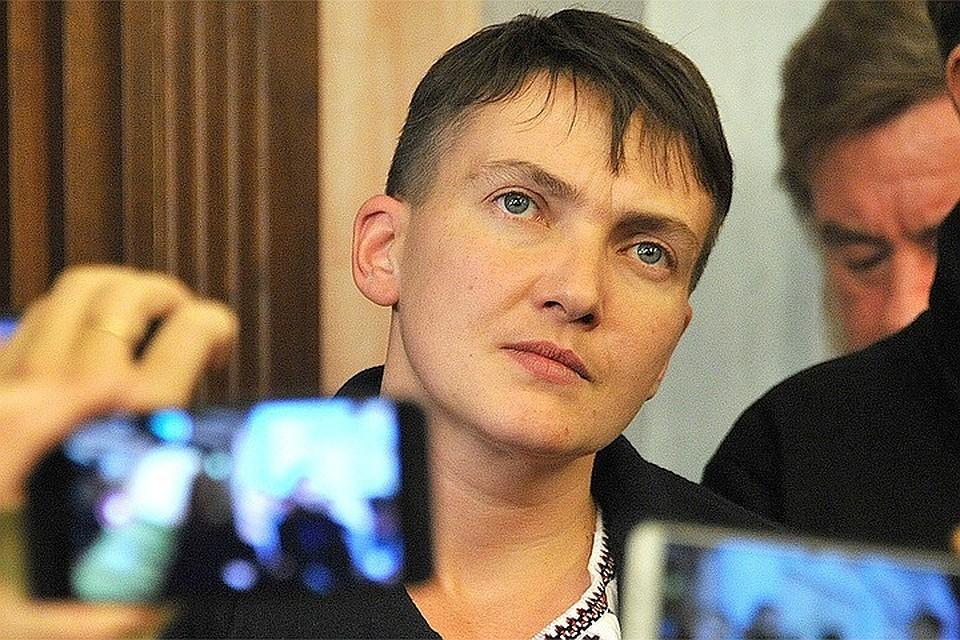 Савченко сообщила, что изолятор СБУ «внекоторых моментах» хуже, чем уврага