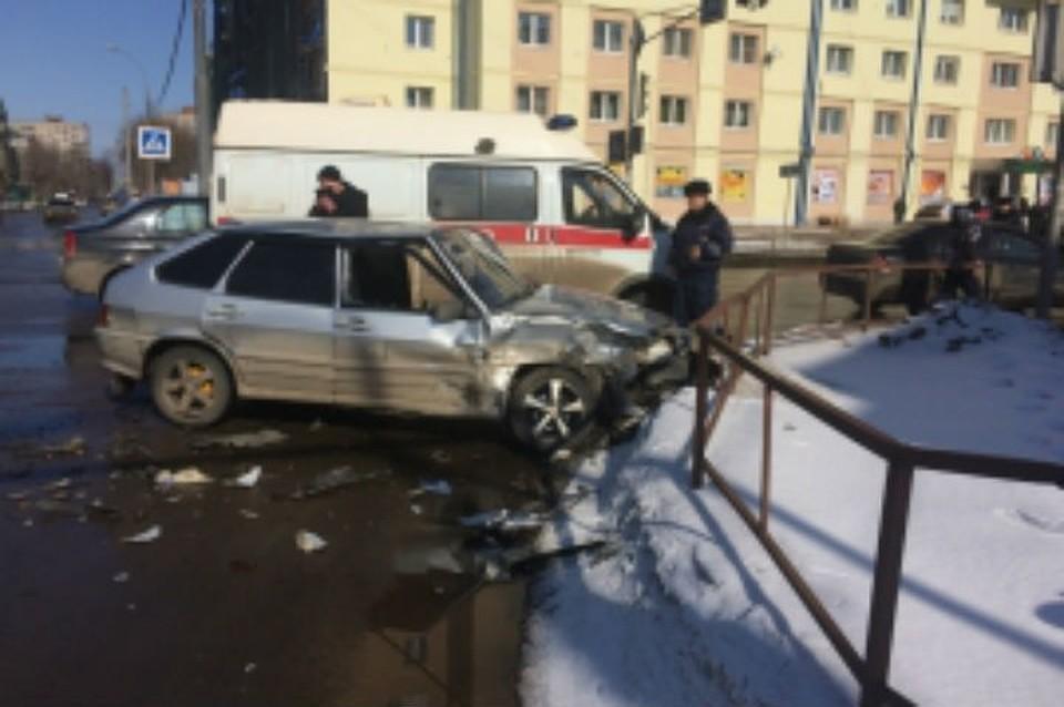 ВРыбинске иностранная машина насмерть сбила ребенка