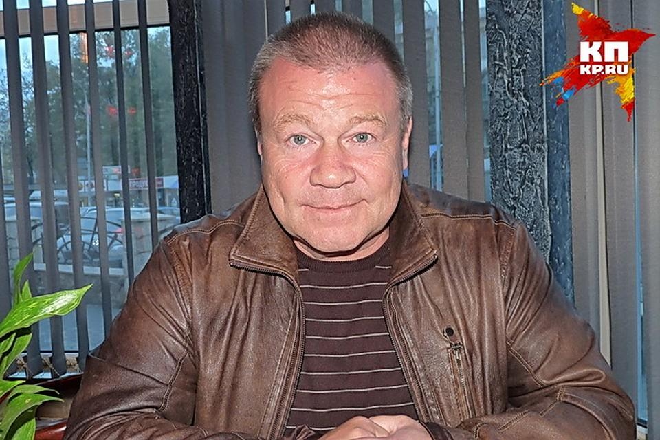 Артист изВоронежа Сергей Селин возвратится вновом телесериале кобразу «мента»