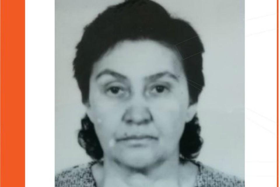 ВБашкирии 23марта бесследно пропала 69-летняя Римма Латыпова