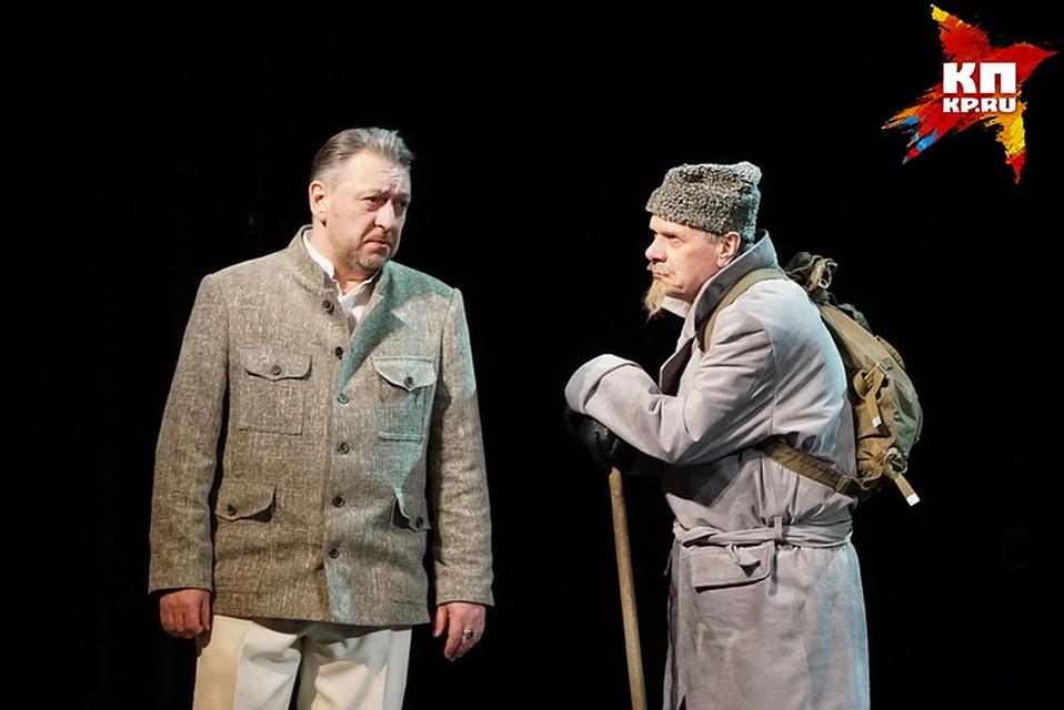 Воронежские театры массово перенесли спектакли из-за общенационального траура