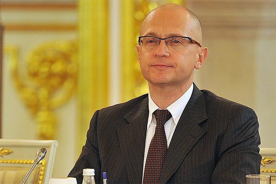 Кириенко поведал опровокациях, связанных с катастрофой в«Зимней вишне»