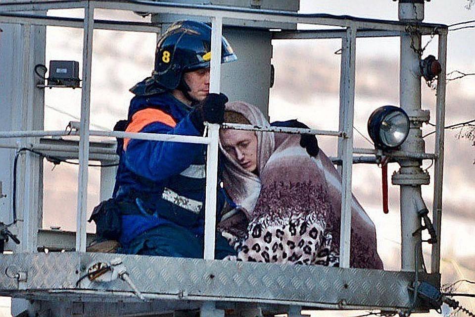 Подозреваемый вовзрыве газа вмурманской пятиэтажке скончался