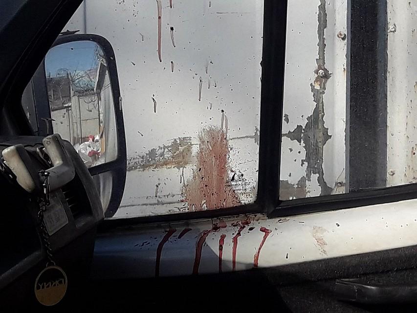 ВПетербурге иностранная машина иГАЗель столкнулись наперекрестке Передовиков иИндустриального
