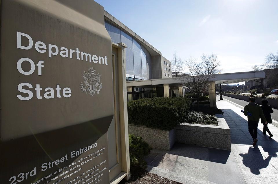 США и РФ могут заменить высланных дипломатов новыми— Госдеп