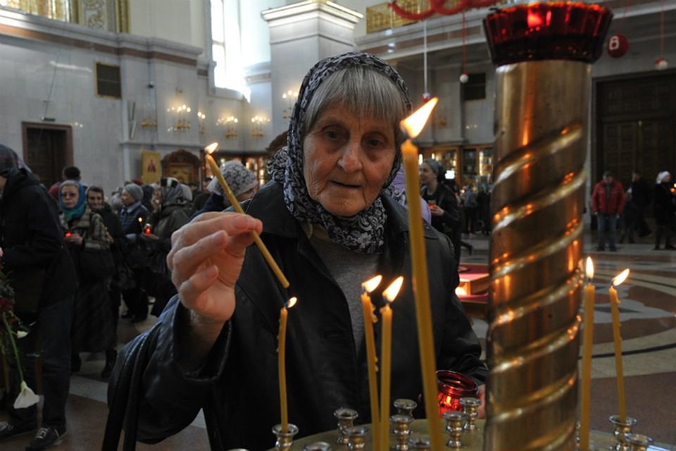 Расписание крупнейших пасхальных богослужений вхрамах Челябинска
