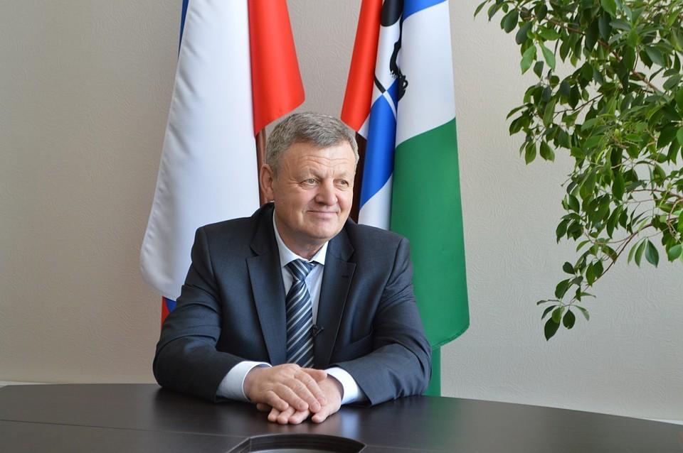 Василий Пронькин уходит из руководства области