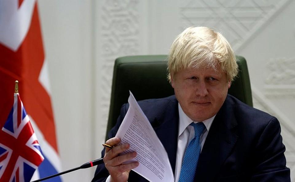 Джонсон обвинил Российскую Федерацию впопытке скомпрометировать независимое расследование ОЗХО