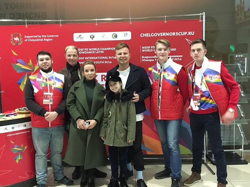 ВЧелябинск прибыли первые участники чемпионата мира потанцевальному спорту