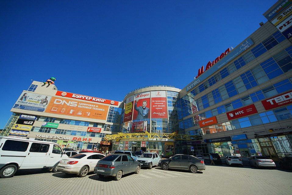 После кемеровской трагедии екатеринбургскиеТЦ потеряли клиентов Сегодня в12:06