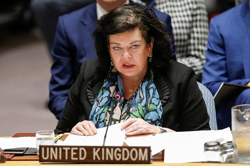 Постпред Великобритании при ООН назвала 4 условия для разрешения кризиса вСирии