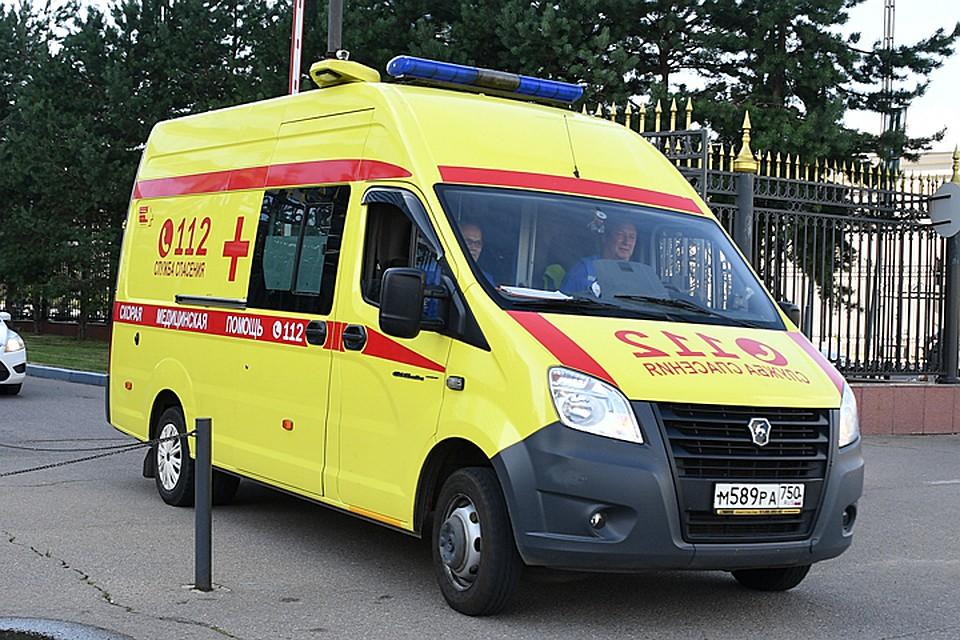 4 человека погибли вгорящем перевернутом автомобиле в новейшей столице России