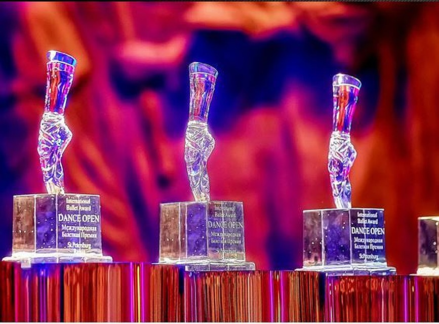 Лауреатов балетной премии Dance Open Award наградят вПетербурге