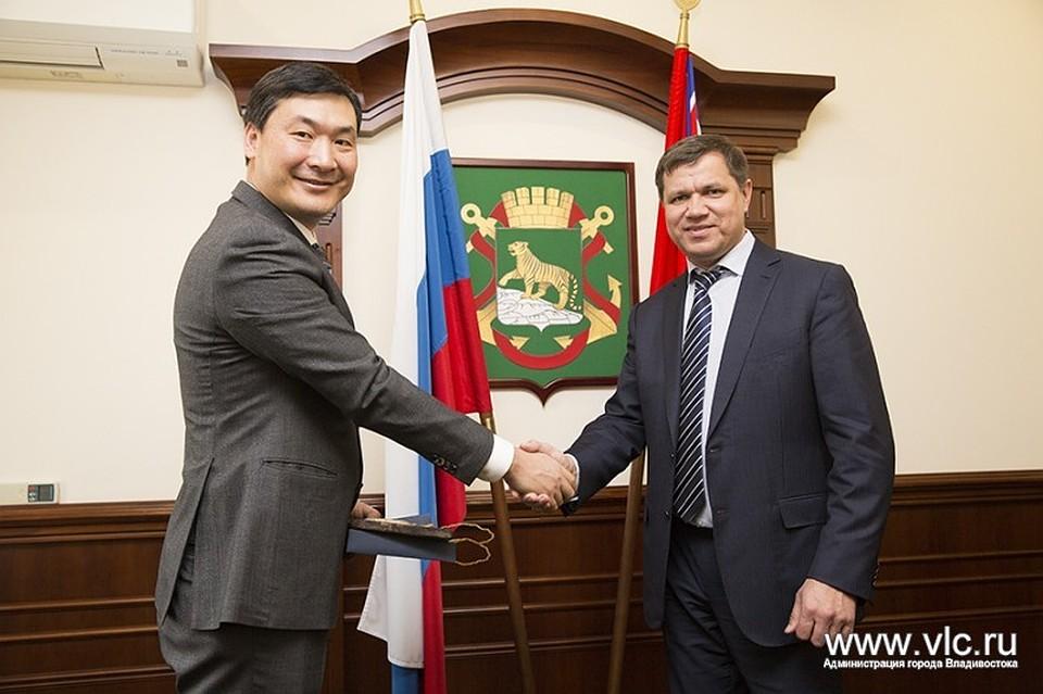 «Lotte World» хотят сделать изпарка Минного городка воВладивостоке