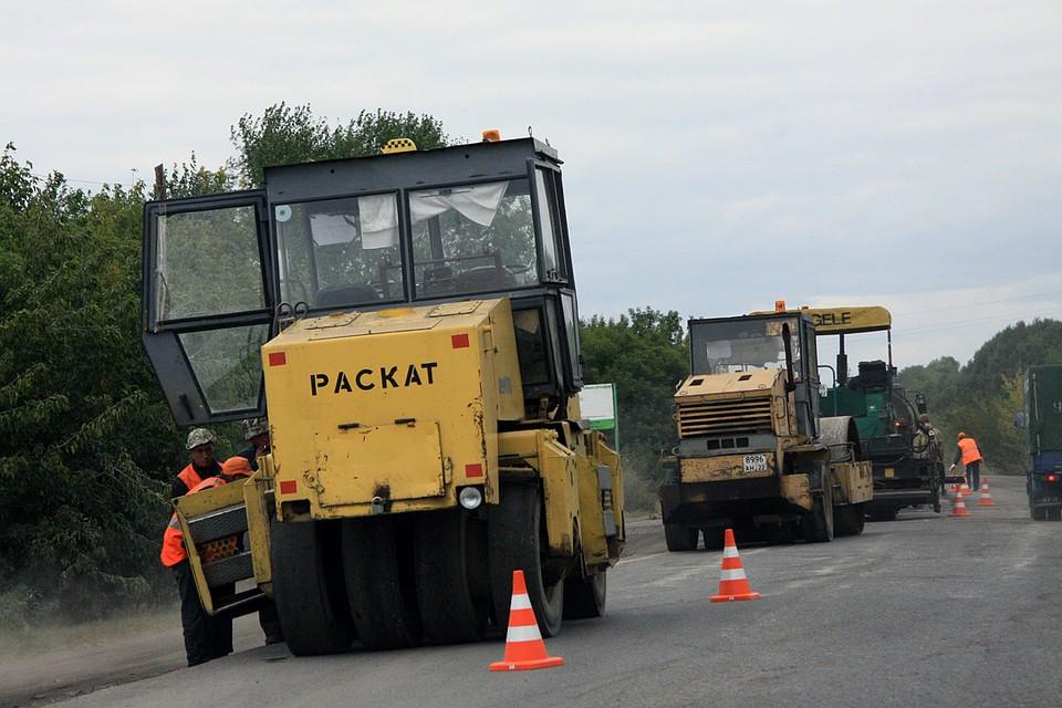 Наремонт истроительство дорог вНовосибирске дополнительно направят 300 млн руб.