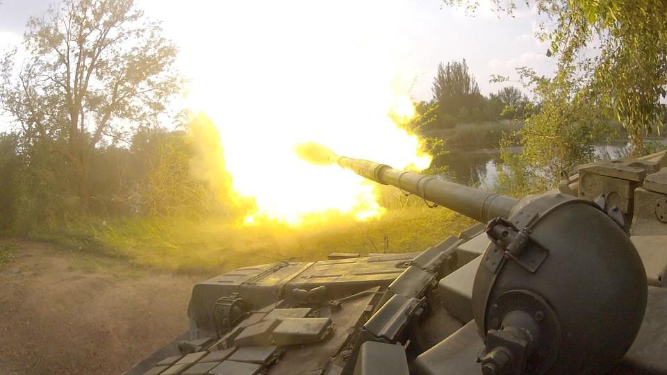 За прошедшие сутки зафиксировано шесть нарушений режима тишины— Обстрелы вЛНР