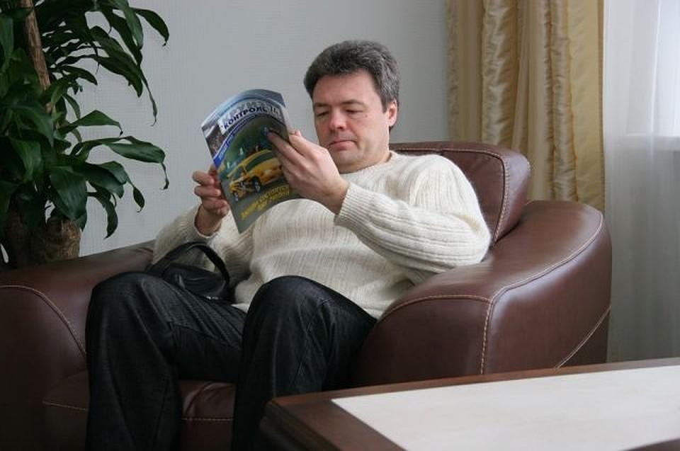 ВЧелябинской области скончался известный корреспондент Кирилл Зернов
