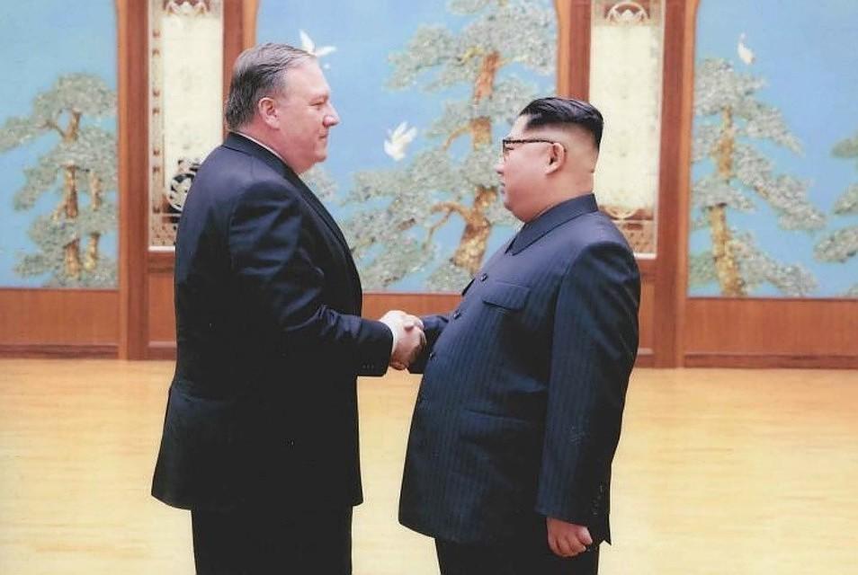 Госсекретарь США раскрыл цель тайной встречи сКим Чен Ыном