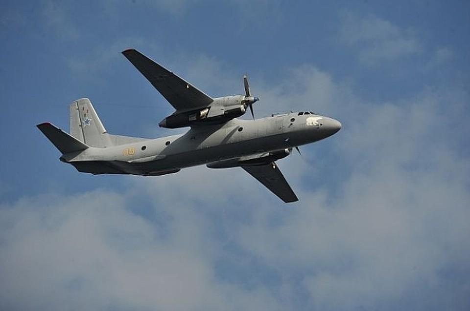 Капитан русского самолета Ан-12 скончался вовремя перелета вЕгипет